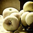 Fuji Apples by Pamela Holdsworth
