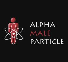 Alpha Male Particle by Samuel Sheats