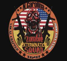 N.Carolina Zombie Extermination Squad by TheNastyMan