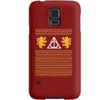 A Gryffindor Holiday Samsung Galaxy Case/Skin