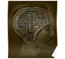 Man's Brain Poster