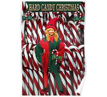 ✾◕‿◕✾  ITS A HARD CANDY CHRISTMAS ✾◕‿◕✾ Poster