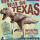 DON'T MESS WITH TEXAS by MEDIACORPSE