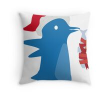 Please don't judge by appearances. Throw Pillow