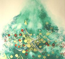 oh christmas tree oh christmas tree  * special order prints: tokikoandersonart@gmail.com by TokikoAnderson