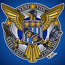 BLU Soldier Coat of Arms by Bobfleadip