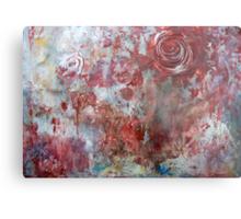 When Roses Bleed... Metal Print