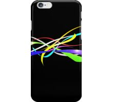 Color Nine Ribbon iPhone Case/Skin