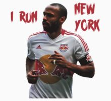Thierry Henry New York Red Bulls by Thierry Henry14.net