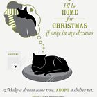Home for Xmas - Cat by DesignLab