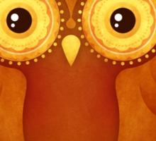 Tawny Owl Sticker