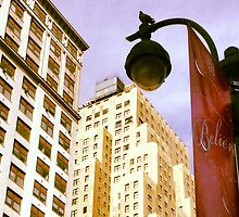 New Yorker Hotel - New York City by SylviaS
