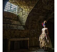 French lady in the Dungeon Photographic Print