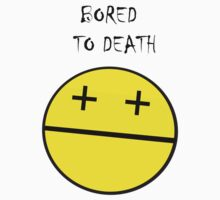 Bored To Death  by David Michael  Schmidt