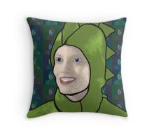 Dinosaur Britta Throw Pillow