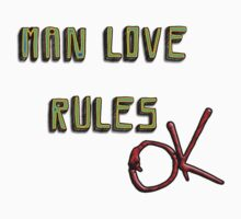Man Love Rules OK by mumblebug