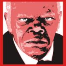 Samuel L Jackson - graphic three by portiswood
