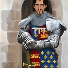 John of Gaunt by Rowan  Lewgalon