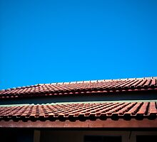 Roof II [ iPad / iPod / iPhone Case ] by Mauricio Santana