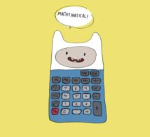 Mathematical Finn (Adventure Time) by Daebak