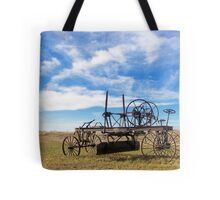 Prairie Fossil Tote Bag