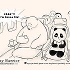Sky Warrior by Panda And Polar Bear