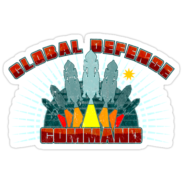 Global Defense Command - Light by Jeffery Wright