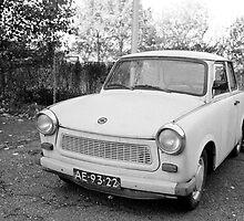Trabant, by jipvankuijk