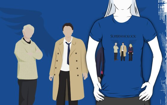 Superwholock Companions by TheCoterie