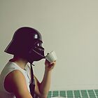 Darth Vader's morning by Chickitaz