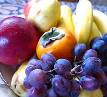 Juicy Fruits by MarianBendeth