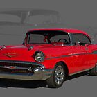 1957 Chevrolet by TeeMack