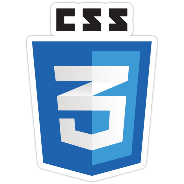 CSS3 T-shirt by Michael Sundburg