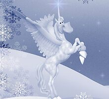 Christmas Fantasy by LoneAngel
