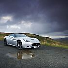Reflective Ferrari California by ademcfade