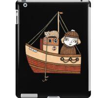Pam & Pinky (Port Seton) iPad Case/Skin