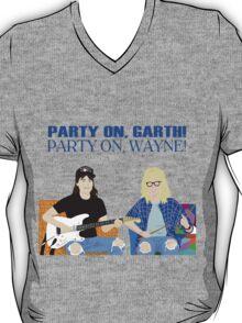 WAYNE'S WORLD - Party On! T-Shirt