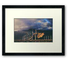 Make it Through Framed Print