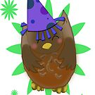 Who&#x27;s birthday owl by s1lence