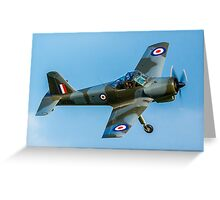 Percival Provost T.1 XF603 G-KAPW Greeting Card