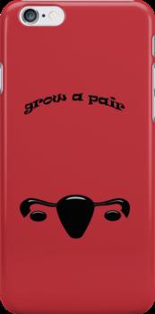 Grow A Pair by dextrahoffman