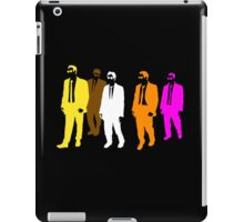 Reservoir Colors iPad Case/Skin