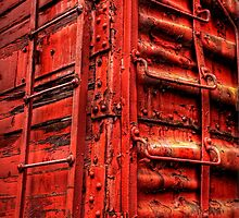 Rustic Red  by Dana Horne