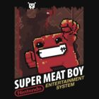 Super Meat Boy for NES by pacalin