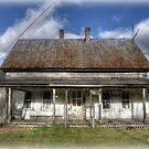 Tin Roof Rusted by Monica M. Scanlan