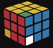 rubiks cube by red-rawlo