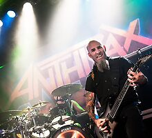 Anthrax by Paulo Nuno
