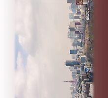 Tokyo Skyline by GSakamoto