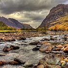 In To The Valley - Glencoe by derekbeattie