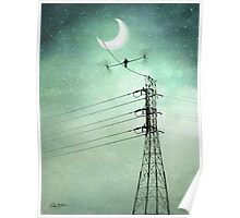 Balance in the Sky Poster